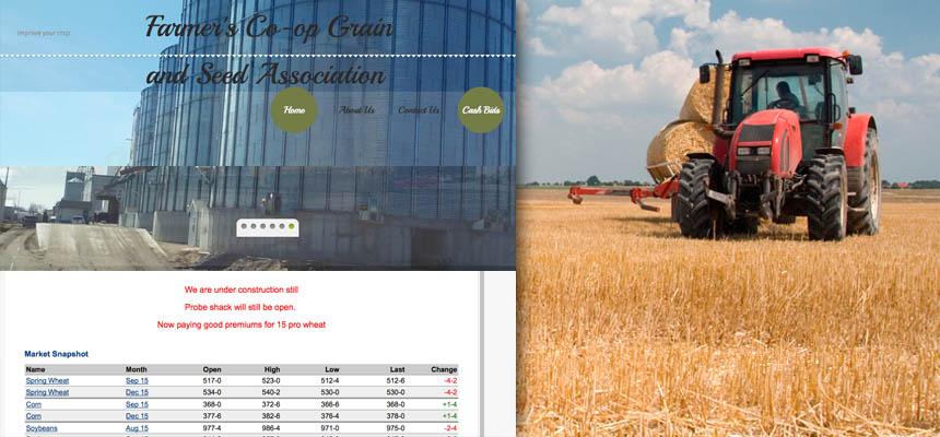Farmer's Co-op Grain & Seed Association
