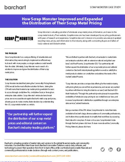 Download Case Study: Scrap Monster