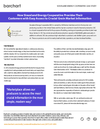 Download Case Study: Siouxland Energy Cooperative (SEC)