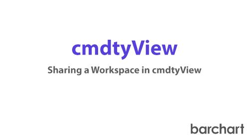 cmdtyView Tips & Tricks: Sharing a Workspace