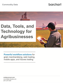 Data, Tools, and Technology for Agribusinesses