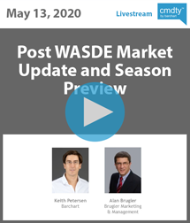 Post WASDE Market Update and Season Preview