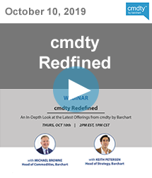 cmdty Redefined
