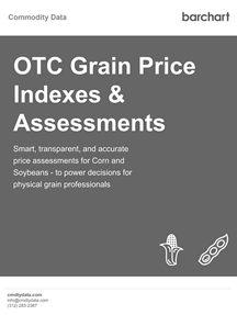 OTC Grain Price Indexes and Assessments