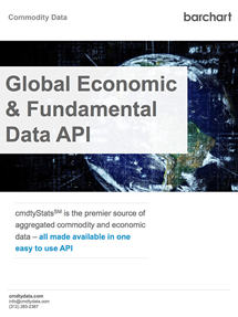 Global Economic and Fundamental Data API