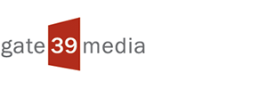 Gate 39 Media logo