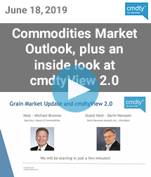 Commodities Market Outlook, plus an inside look at cmdtyView 2.0