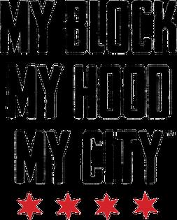 My Block, My Hood, My City Logo