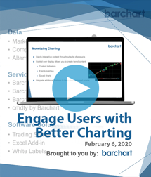 February 6, 2020: Engage Users with Better Charting